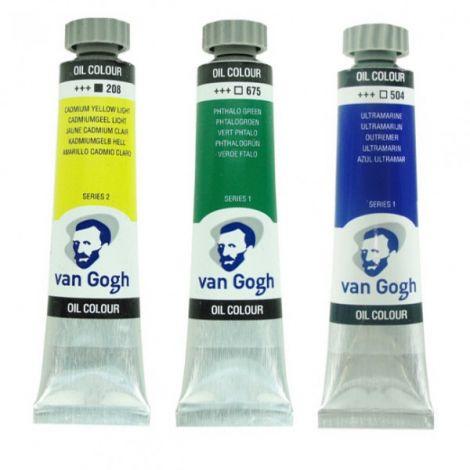 Oleo Van Gogh 40ml H2O