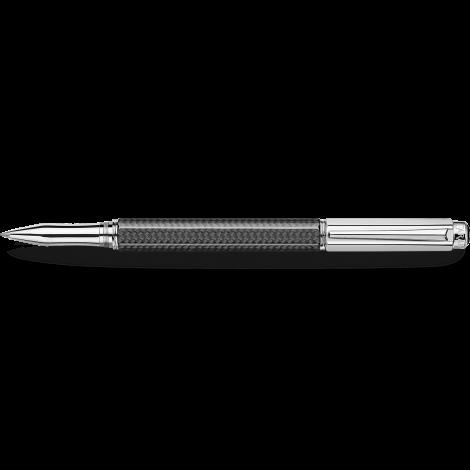 Varius, Roller, Fibra de carbono, Plata bañada en rodio, 4470.017
