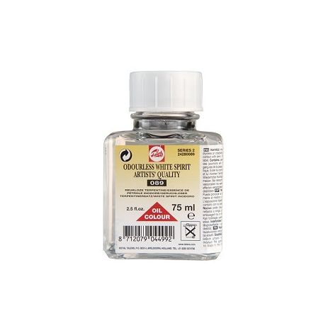 Talens - White Spirit Inodoro 089 - 75 ml