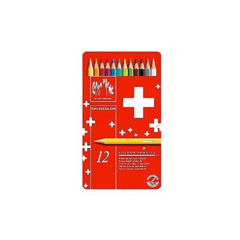 Swisscolor caja de 12